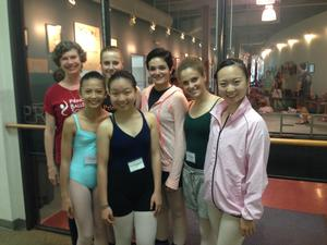 Princeton Ballet School's Summer Intensive Program Kicks  Off This Week