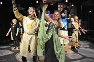 Lakewood Playhouse Extends Run of Monty Python's SPAMALOT, Now Through 7/20