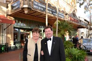 Sarah & Roger Chrisman Donate $1 Million to Granada Theatre's Endowment