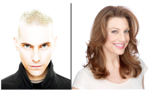 Hotel Nikko Presents Tony Vincent and Jessica Phillips in I HEART THE 80'S, 8/14-24