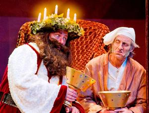 Candlelight Dinner Playhouse to Present SCROOGE, 11/14-1/5