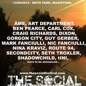 Kent's The Social Festival Adds Seth Troxler, Nina Kraviz, tINI, Art Department and More, 9/13