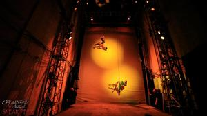 Grounded Aerial to Bring EMOTIONALLY CHARGED CHOREOGRAPHY AMPLIFIED INTO THE AIR to the Lehman Center, 1/25