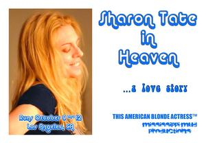 Jen Danby in SHARON TATE IN HEAVEN to Play  Lee Strasberg Theatre & Film Institute, 10/9-12