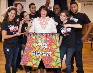 City Theatre to Hit the Road for 2014 Shorts 4 Kids School Tour