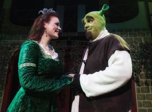 SHREK Opens at Playhouse Merced this Weekend