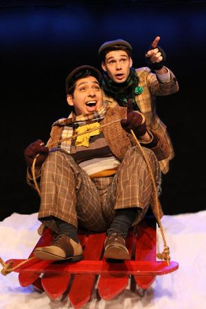 A YEAR WITH FROG AND TOAD Runs Now thru 4/5 at Main Street Theater