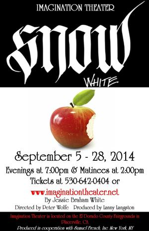 Imagination Theater to Present SNOW WHITE AND THE SEVEN DWARFS in September