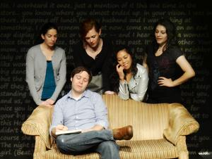 Dragon's 2nd Stages Series to Open with Neil LaBute's SOME GIRL(S), 3/7-16