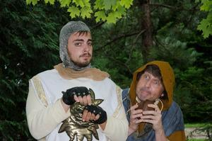 Monty Python's SPAMALOT Opens Tonight at Hackmatack Playhouse
