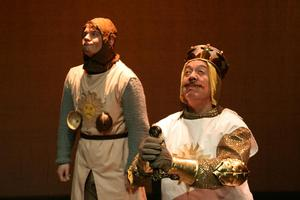 SPAMALOT Runs Now thru 2/16 at Playhouse on the Square