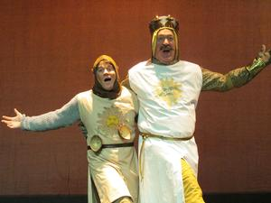 Donate to Mid-South Food Bank and See SPAMALOT Free at Playhouse on the Square Today