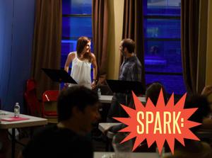 Casey Tuma and Jonathan Flom to Host SPARK: Workshop, 6/22 & 6/29-30