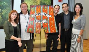 City Theatre Invites South Florida Authors to Submit New Plays thru 1/24 for SHORTS GONE WILD 2