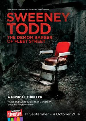 A New London Theatre Launches with Sondheim Musical SWEENEY TODD