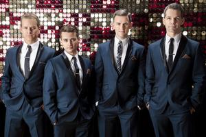 The Midtown Men to Film 5/28 NJPAC Concert for NJTV