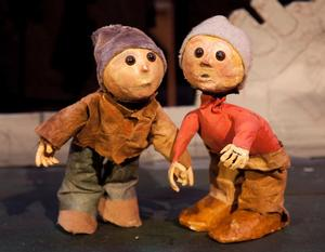Trouble Puppet's THE CRAPSTALL STREET BOYS to Run 2/20-3/15