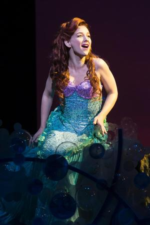 Jessica Grove, Alan Mingo Jr. and More Star in Disney's THE LITTLE MERMAID at North Carolina Theatre, Now thru 8/3