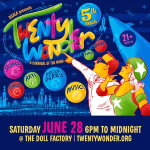 TwentyWonder 2014 - A CARNIVAL OF THE MIND Set for The Doll Factory, 6/28