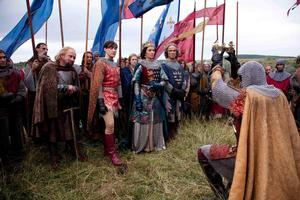 Take 5 Productions Garners 18 CSA Nominations for VIKINGS, THE BORGIAS, WORLD WITHOUT END
