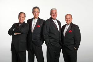 The Diamonds to Perform at Las Vegas' Suncoast Showroom, 3/29-30