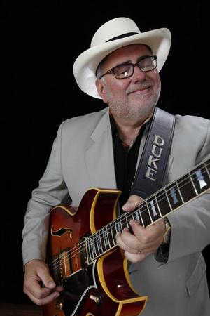 Duke Robillard Band to Play Bridge Street Live, 11/17