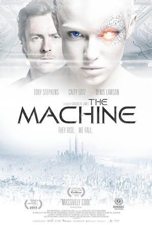 XLrator Media to Release Sci-Fi Thriller THE MACHINE, 4/25
