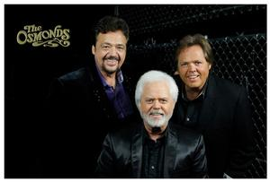 The Osmonds to Bring 50 Years of Hits to The Suncoast Showroom, 10/4-5