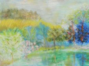 New Exhibit by New Jersey Artist Marsha Heller to Open at Riverside Gallery, 4/9
