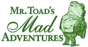 Stage Door Productions to Present MR. TOAD'S MAD ADVENTURES, 9/12-21