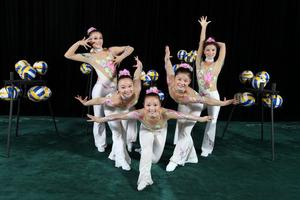 Peking Acrobats to Perform at Van Wezel, 3/12