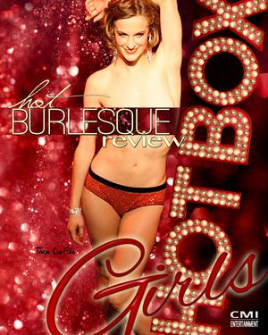 The Hot Box Girls Join Up with The Hot Shim Sham Orchestra, 7/1