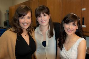 Cori Anne Laemmel, Rebekah Durham & Laura Crockarell to Lead Playhouse Nashville's ULTRASOUND