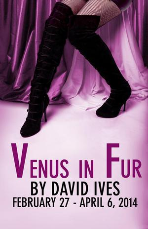 Performance Network Theatre to Present David Ives' VENUS IN FUR, 2/27-4/6
