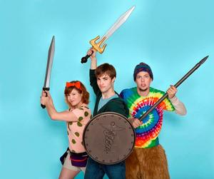 THE LIGHTNING THIEF, CURIOUS GEORGE and More Set for Westport Country Playhouse's 2014-15 Family Festivies Series