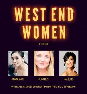 Kerry Ellis, Ria Jones and Joanna Ampil to Star in WEST END WOMEN Tour, Nov-Dec 2014