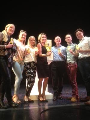 West End Star Kerry Ellis Launches PITstops Project at The Dominion Theatre