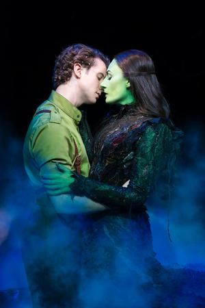 West End's WICKED Now Booking Through April 2015