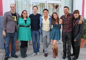SLEEPY HOLLOW's Rya Meyers to Star in New Web Series WINNERS