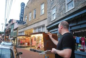 #PaintItEC Draws Artists to Ellicott City, 7/11-14