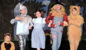Columbia Children's Theatre to Present THE WIZARD OF OZ, 1/31-2/2