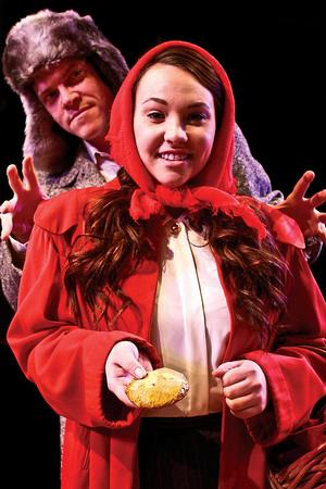 INTO THE WOODS to Begin 1/11 at Main Street Theater