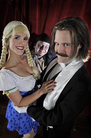 Palo Alto Players' YOUNG FRANKENSTEIN Opens Tonight