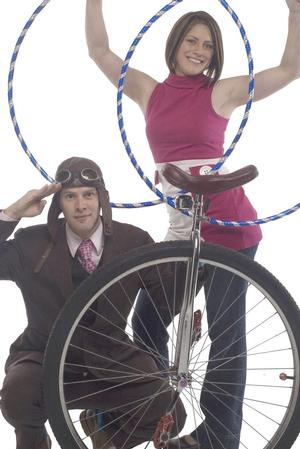 Pontine Theatre Presents THE YOYO SHOW, Sat 8 March at 2pm