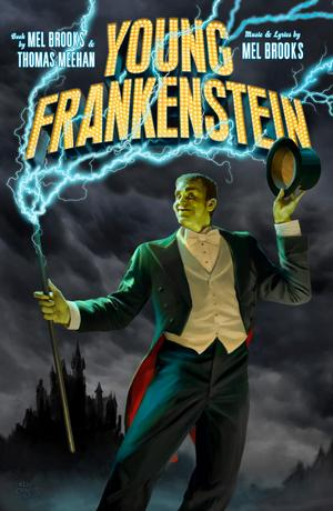 YOUNG FRANKENSTEIN to Open 9/12 at Lakewood Theatre Company