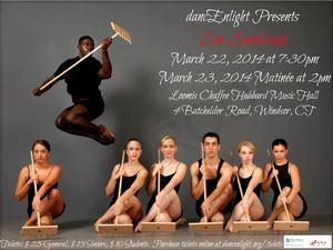 DancEnlight Presents ZEN LANDSCAPE This Weekend