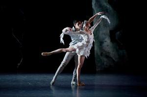 Ballets de Monte-Carlo presents Jean-Christophe Maillot's LAC (AFTER SWAN LAKE), 3/14-16