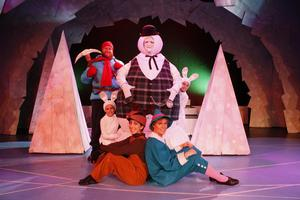 RUDOLPH THE RED-NOSED REINDEER to Return to The Growing Stage, 11/22-12/22