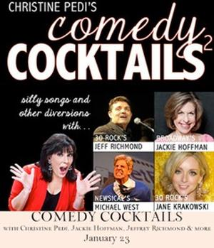 Jane Krakowski Joins COMEDY COCKTAILS 1/23 Lineup at 54 Below