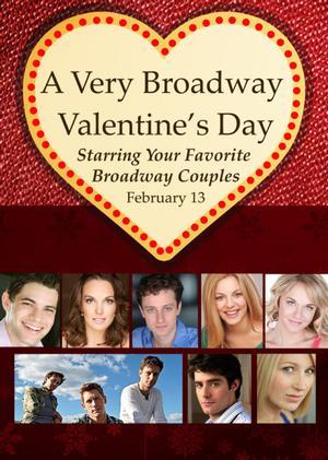 Jeremy Jordan, Santino Fontana, Kara Lindsay & More Set for A VERY BROADWAY VALENTINE'S DAY at 54 Below, 2/13